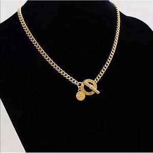Marc Jacob gold Necklace